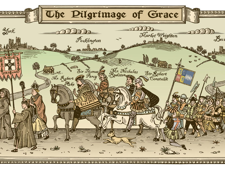 The Pilgrimage of Grace