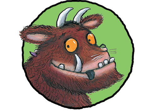"""The Gruffalo"" - Comprehension & Discussion"
