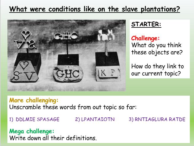 Slavery: Slavery Bundle