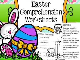Easter Comprehension