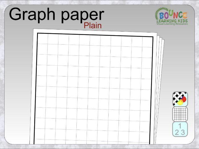 Graph paper - plain
