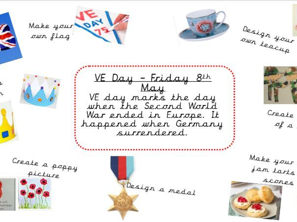 VE Day activities