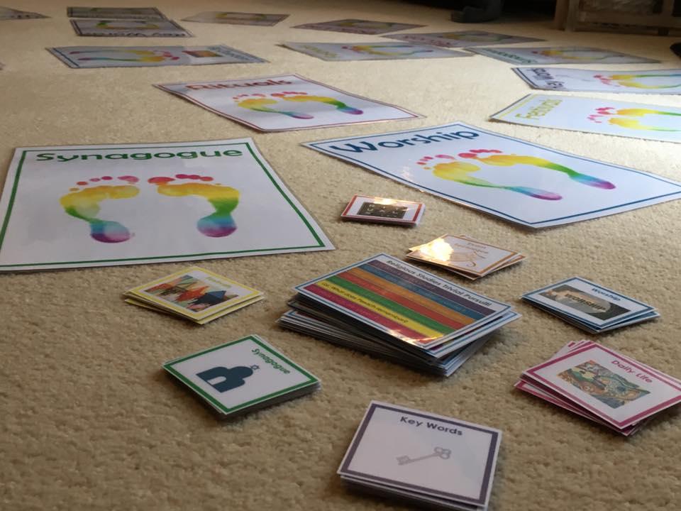 Judaism: Practices Trivial Pursuit Revision Game!