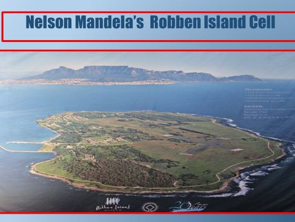 Mandela's Prison Cell