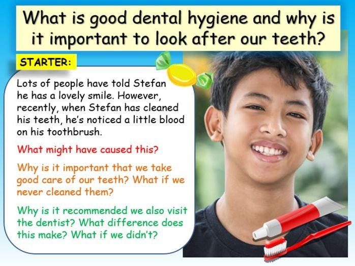 Dental / Oral Personal Hygiene