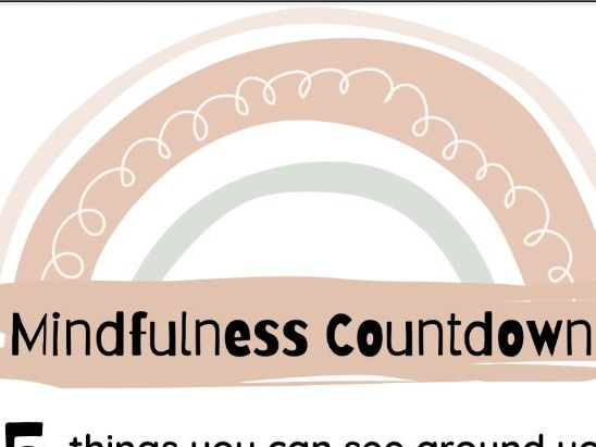 Mindfulness Countdown