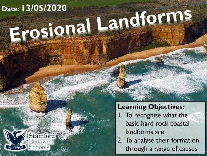 IGCSE Geography - Coasts - Lesson 3