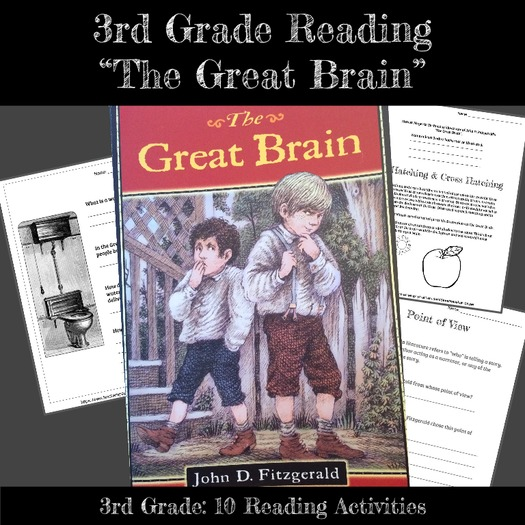The Great Brain: Book 1