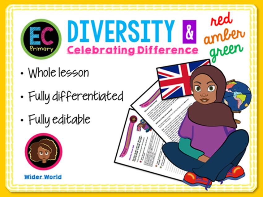 Diversity Primary PSHE