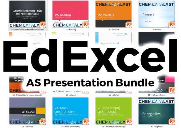 EdExcel Presentation Bundle