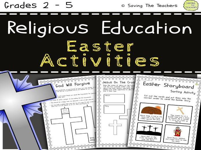 Religious Education: Easter Activities