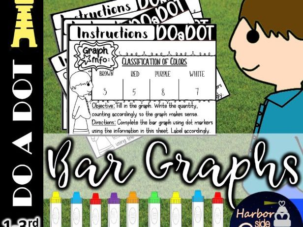 Bar Graph Worksheets (Elementary School)