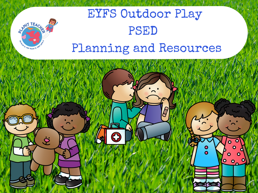 Outdoor Area Planning and Resources - EYFS Personal ...