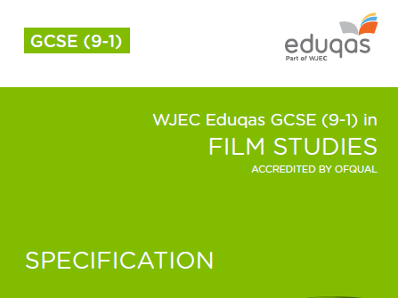 Film Studies WJEC Resource Packs