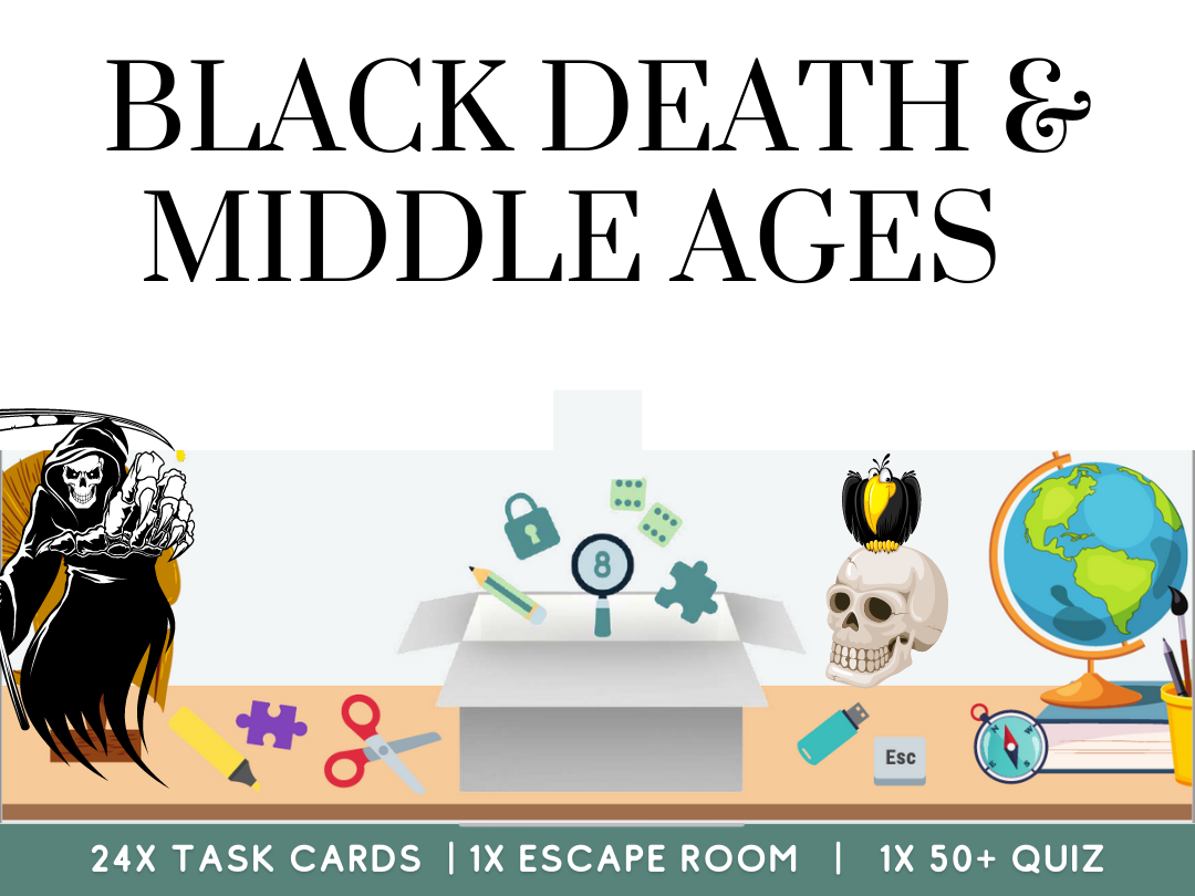 Black Death and Middle Ages