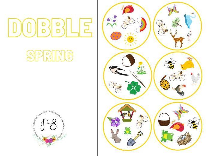 Dobble - Spring (card game)