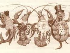 The Mock Turtle's Song - The Lobster Quadrille