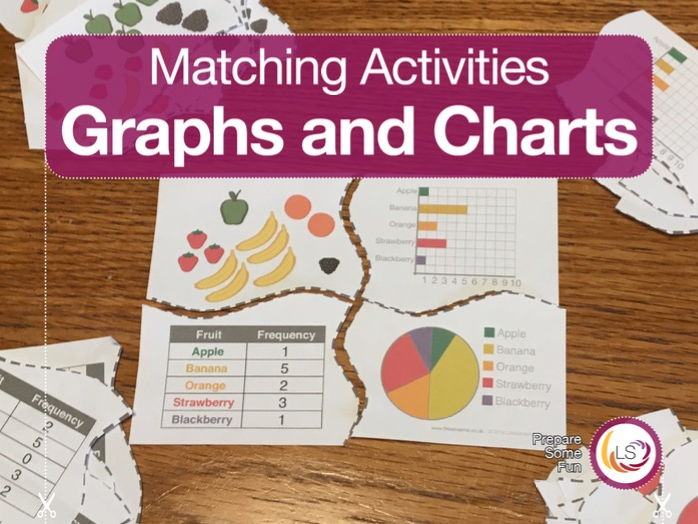 Graphs and Charts Matching Activity Statistics