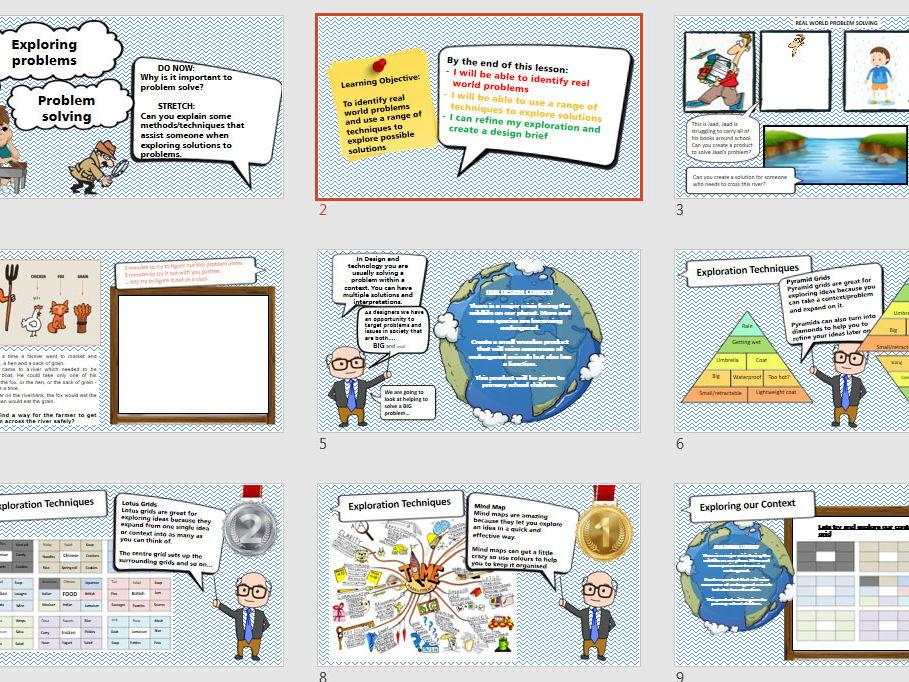Exploring Problems & Writing a Design Brief