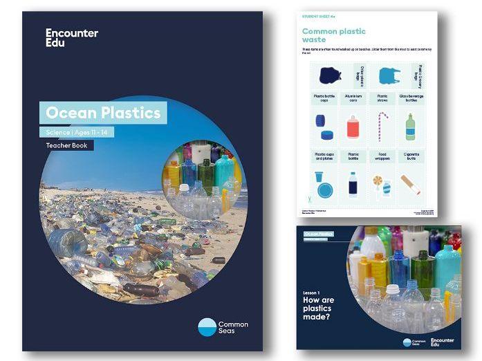 Ocean Plastics Science KS3 Unit