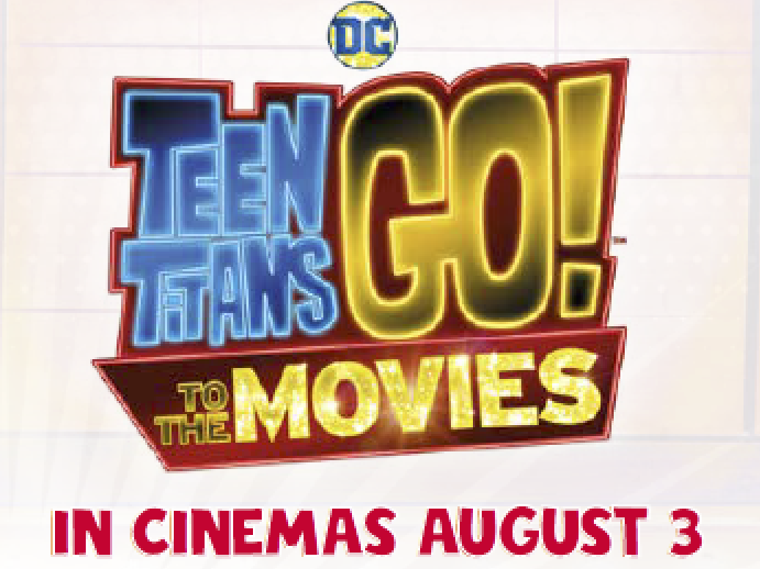 Teen Titans GO! To The Movies - End of term film resource
