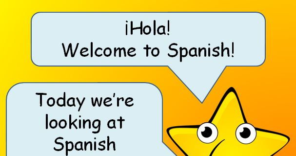 Simple Spanish Greetings lesson