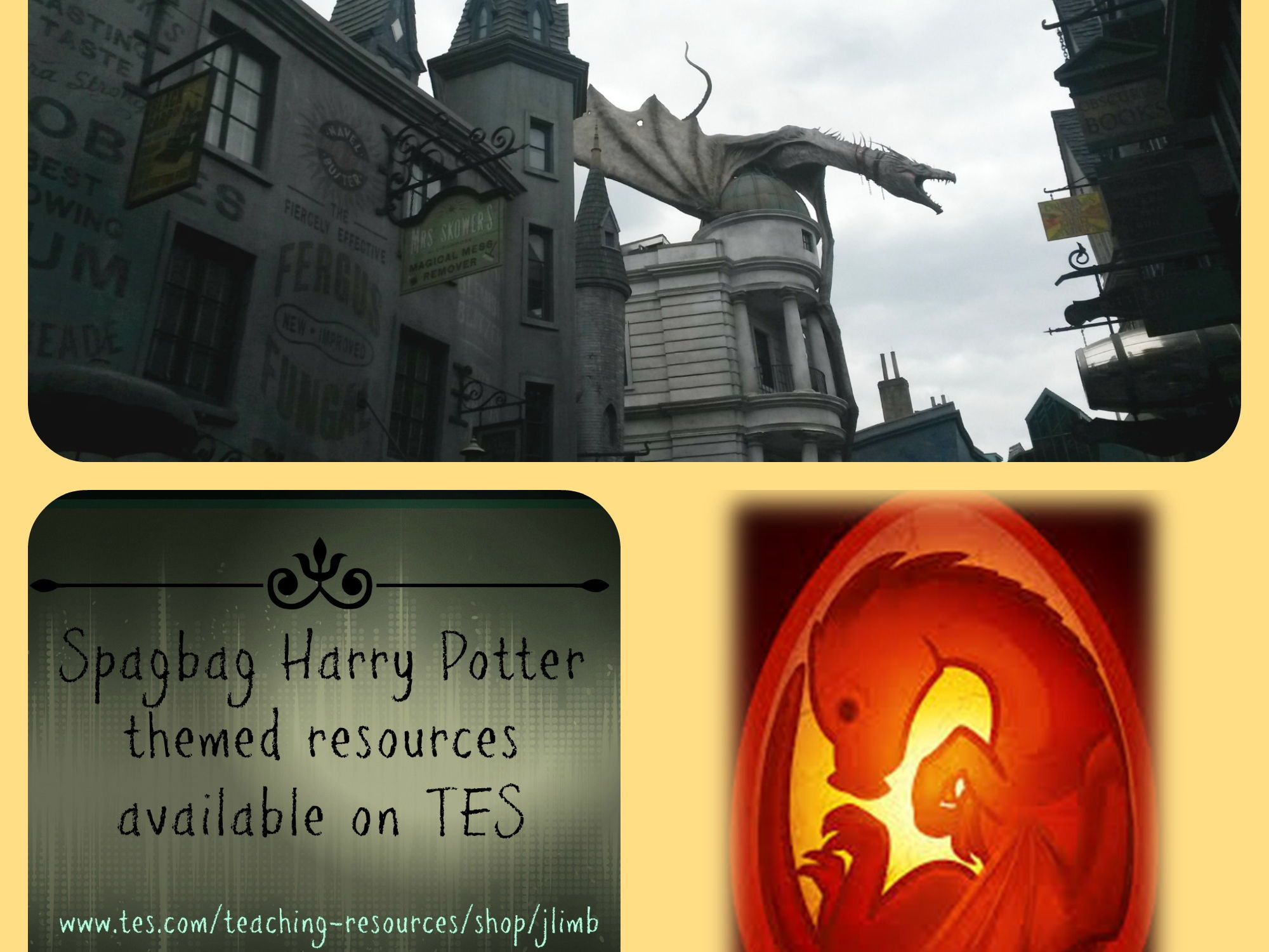Fantastic Beasts and Where to Find Them Descriptive Writing
