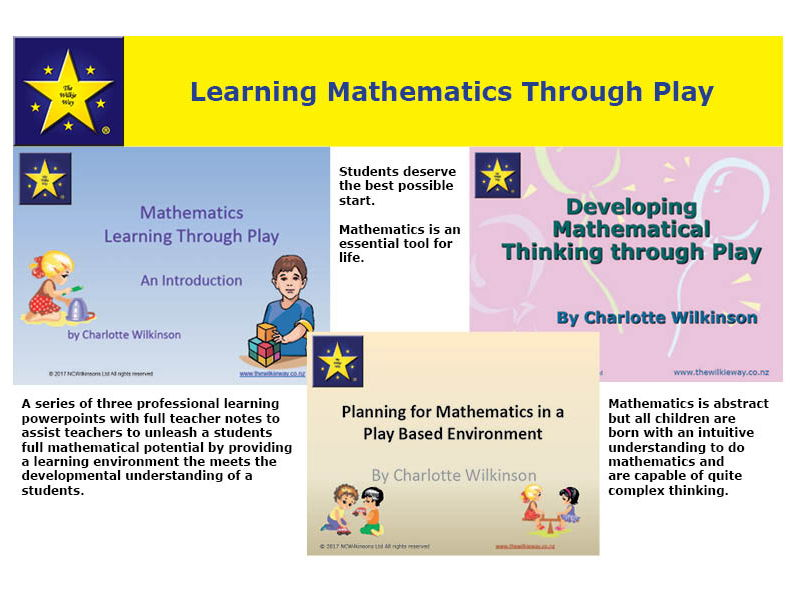 Learning Mathematics Through Play