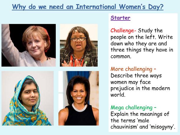 International Women's Day Bundle