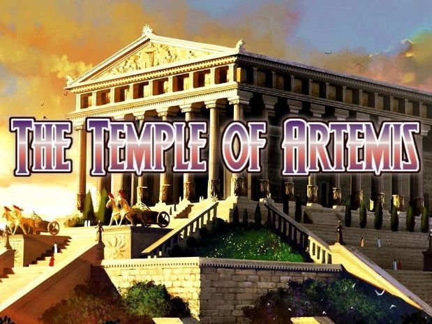 The Temple of Artemis - The Seven Wonders of the Ancient World Audio Series