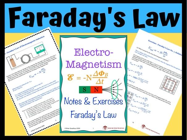 Electromagnetism: Faraday's Law