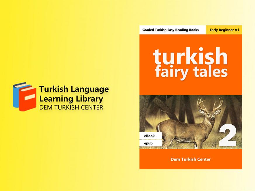 Turkish Fairy Tales 2 EPUB