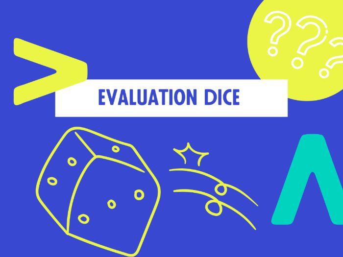Evaluation Dice Drama