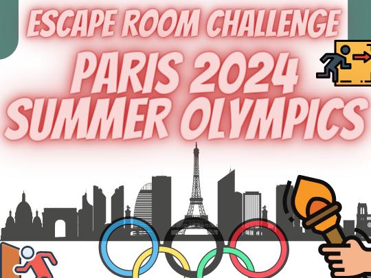 Paris Summer Olympics 2024 Escape Room