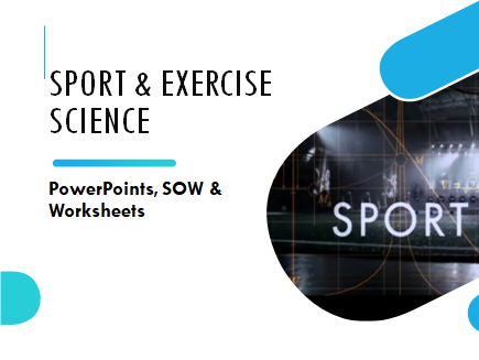 BTEC Sport Research Methods: Worksheets