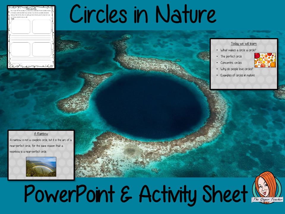 Circles in Nature