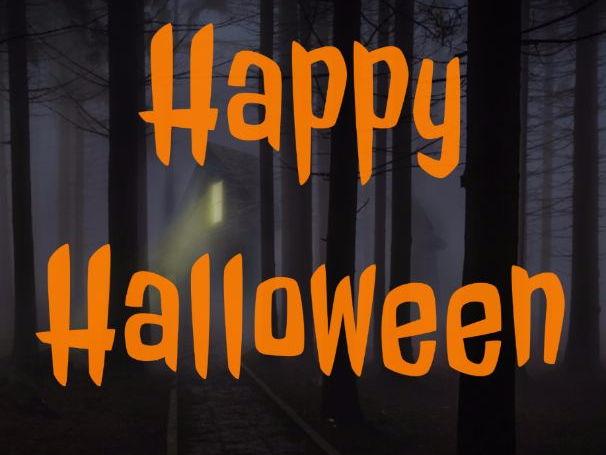 Happy Halloween- Lesson plan