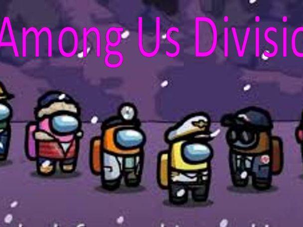Among Us Division