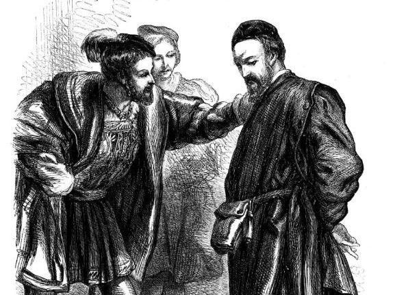 The Merchant of Venice (Shakespeare) - Act 1, Scene 1 - ACTIVITIES + ANSWERS