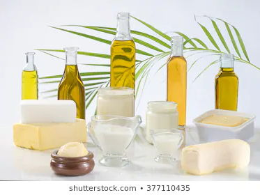 Butter, Oil and Margarine - Food Commodities
