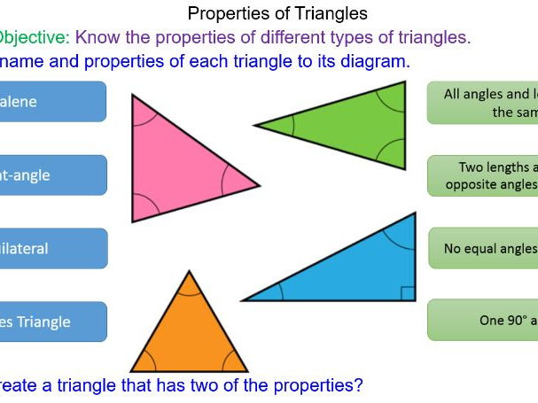 100 Angle Sum Property Of A Triangle Worksheet Best