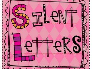 Spelling - Silent letters - Consonants