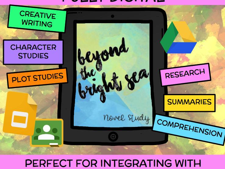 Beyond the Bright Sea Novel Study