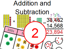 Year 2 - Autumn – Addition and Subtraction - White Rose Inspired - Home/School Learning