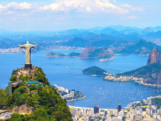 Brazil - Scheme of Work - KS2