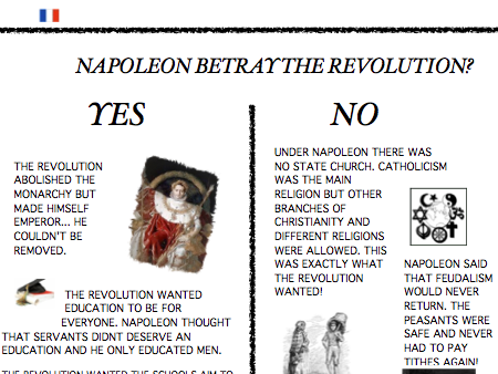 napoleon the french emperor part by gilberto teaching  napoleon the french emperor part 2 by gilberto teaching resources tes