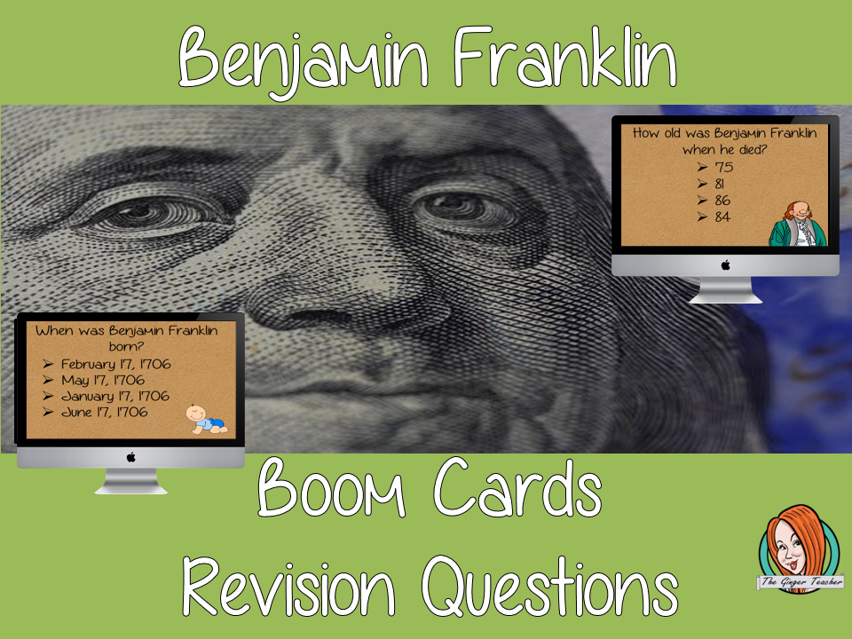 Benjamin Franklin Revision Questions