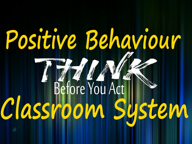 Positive Behaviour Interactive Display