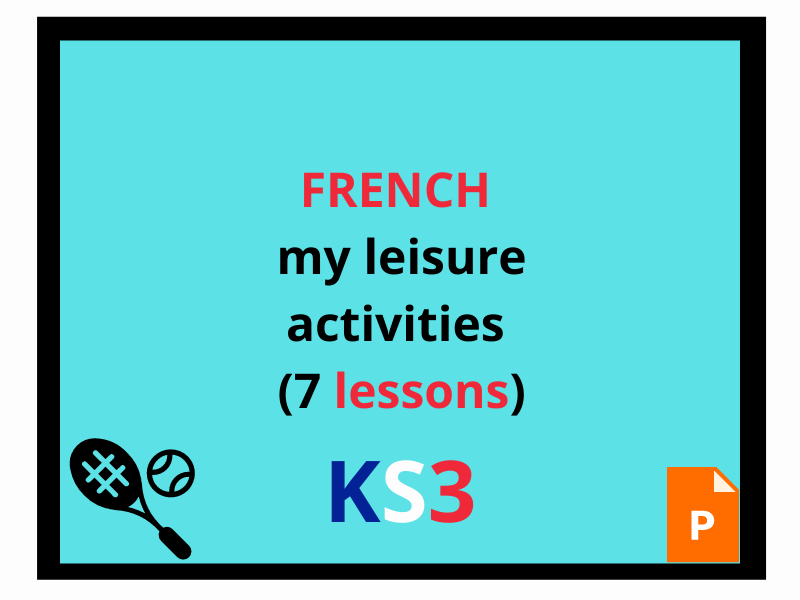 French leisure activities