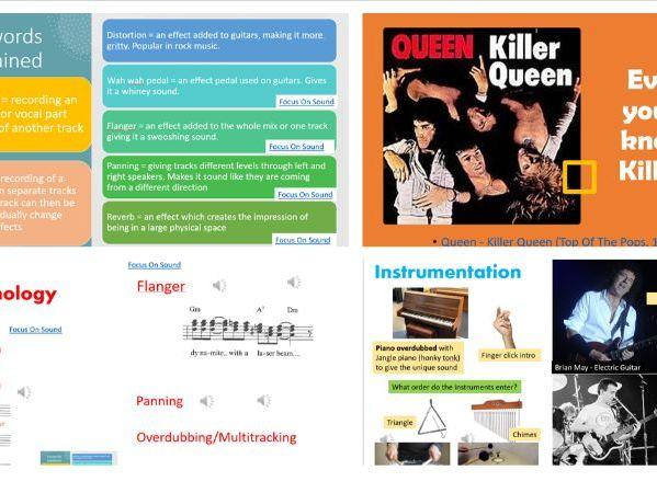 Killer Queen Info Pack